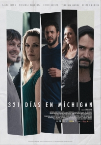 Cartel 321 días en Michigan