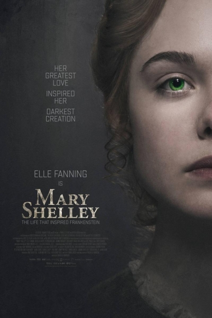 Cartel MARY SHELLEY
