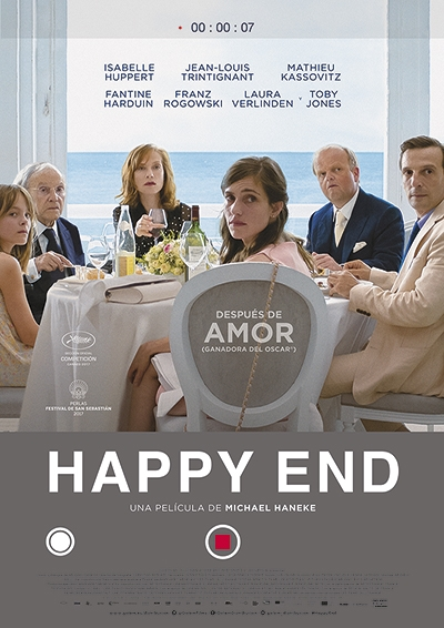 Cartel HAPPY END