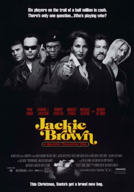 Cartel JACKIE BROWN