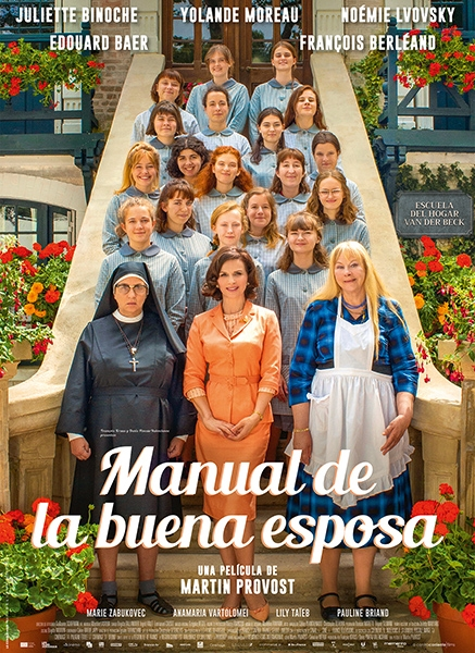 Cartel MANUAL DE LA BUENA ESPOSA